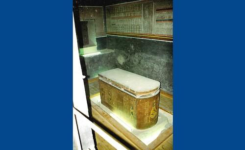 1999 03d Sarcofaag van Amenophis II, KV35- por Hans Ollermann.