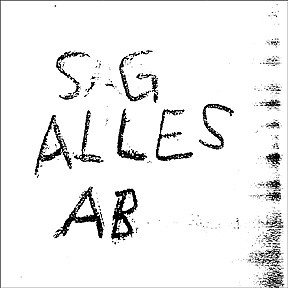 Tocotronic - Sag alles ab