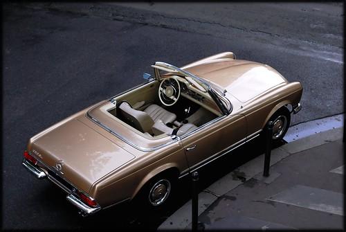 69 Mercedes 280SL