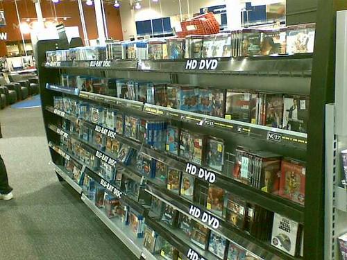 Juegos en Blu-Ray y HD-DVD