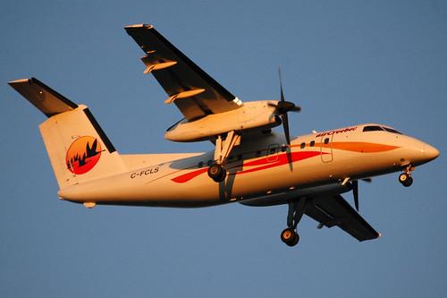 YN Dash-8-100 C-FCLS