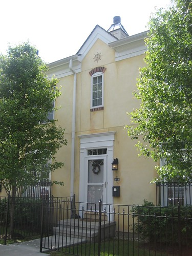 pretty house near Art Center