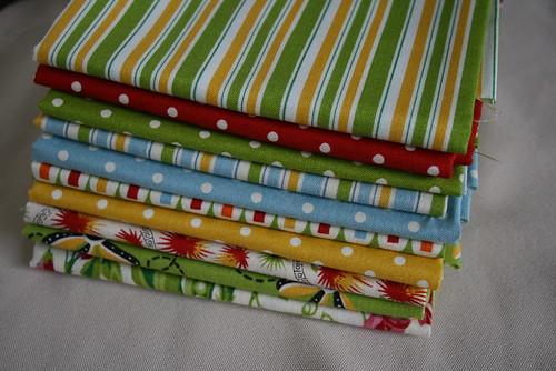Moda American Jane Patternsの布