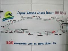 Layang Layang Island Resort, 305km West of Kota Kinabalu