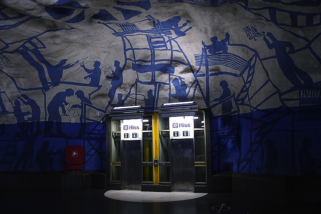 tunnelbana 3