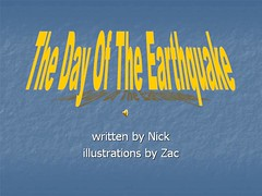 the day of the earthquake