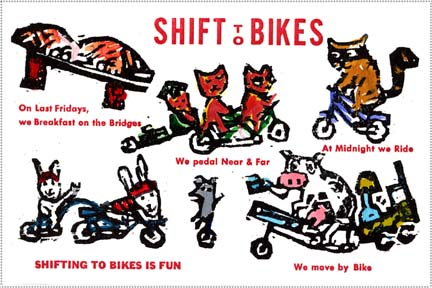 Shift to Bikes