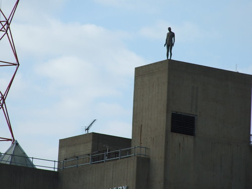 Anthony Gormley Statues