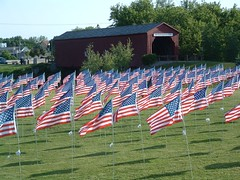 Field of Honor, Zumbrota Minnesota