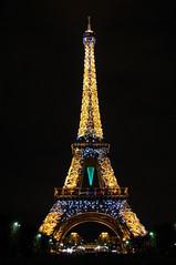 A torre Eiffel 2 / The Eiffel Tower 2