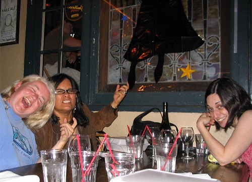 Joyful catchup dinner with blog buddies in Los Gatos