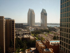 San Diego Skyline 1 (Travis Tubbs) Tags: vacation sandiego