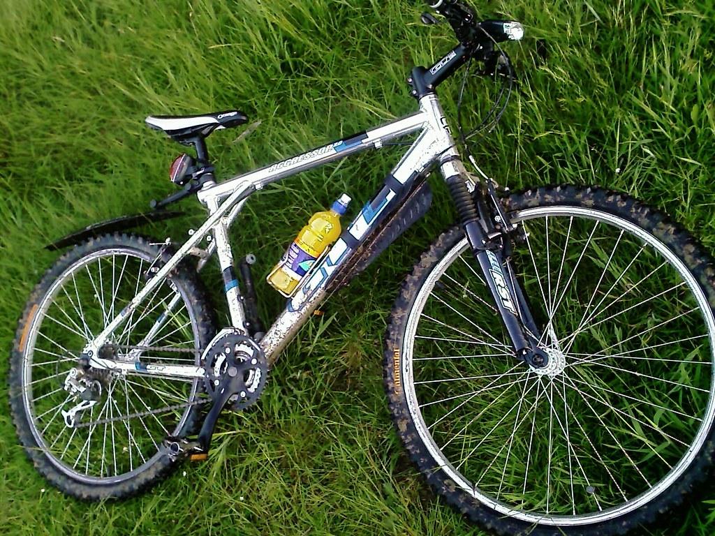 What my Bike Used to Look Like