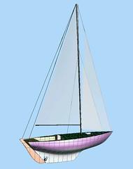Elegant Folkboat