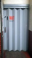 Wait (Edey) Tags: buseybuilding peckhamrye lifts