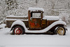 Snow Day for Danny (Dex Horton Photography) Tags: danny rig stuck snowday hothead old antique defroster rollthewindows snow washingtonstate abandoned lost saved decay rot rust winter wonderland whatcomcounty