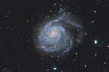 The Faint Arms of Messier 101 (iksose7) Tags: m101 messier 101 pinwheel galaxy galaxies arms stars space sky milkyway deep colourful blue black astrophotography astronomy altair astro 115edt rc6 telescope neq6 nightskyphotography nature canon atik 383l