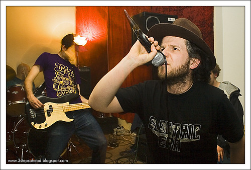 Tony Clifton @ Bielsko-Biała (30-03-2007)