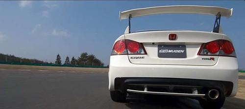 Фото Honda Civic Type R Mugen