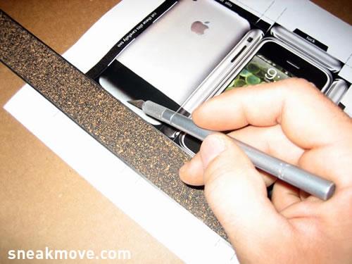 iPhone - maquetado
