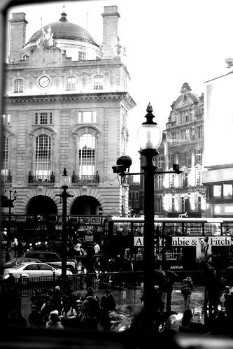 Quand Picadilly fait son Circus