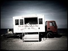 (andrewlee1967) Tags: uk england wales coast seaside foodvan andrewlee andrewlee1967 andylee1967 focusman5