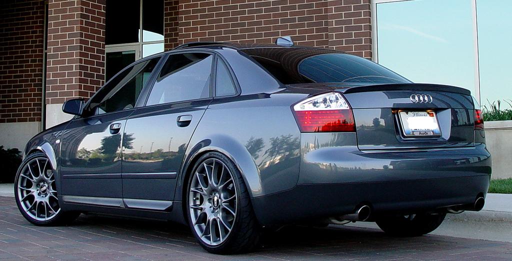 For sale: 2004 Audi A4 1 8t with mods - Bimmerfest - BMW Forums