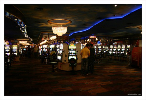 One of the Casinos in Las Vegas