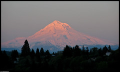 Sunset - Mt Hood, Oregon (emace) Tags: mountain snow nature oregon landscape scenery snowcapped explore mthood pacificnorthwest cascademountains abw naturesfinest 10faves outstandingshots impressedbeauty simplyyourbest
