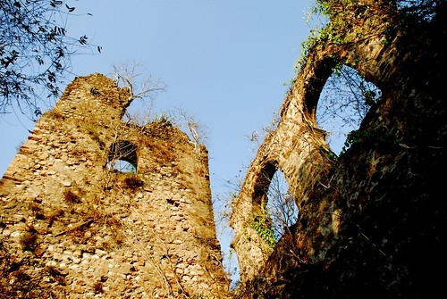 Lost City of Vasai - Mumbai - India.