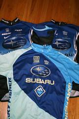 Subaru jersey