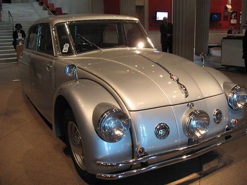 Tatra 77a, 1938