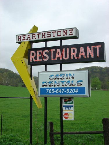 Hearthstone Restaurant - US 52, Metamora, Indiana