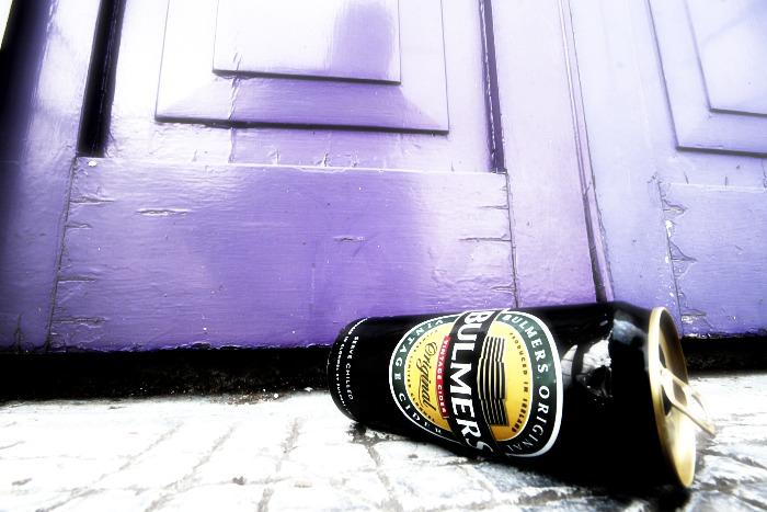 Royal purple cider