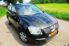 Nissan Qashqai Visia (Trampelman) Tags: black cars nikon nissan d200 cokin qashqai 18200mmf3556gvr visia p055 trampelman star16