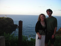 Melissa & Ed at Kilauea Lighthouse