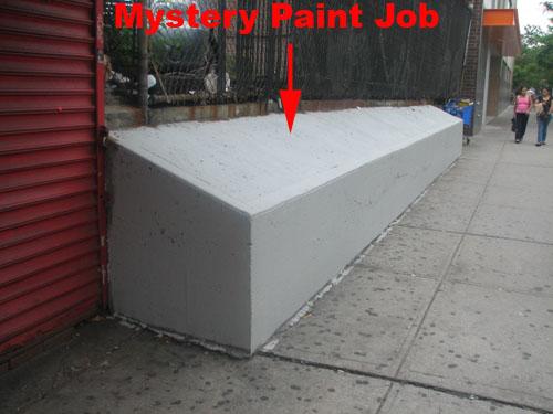 Mystery Paint Job