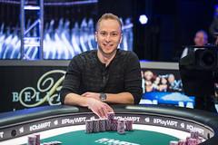 James Romero (World Poker Tour) Tags: worldpokertour wpt maintour wptfivediamondworldpokerclassic season20162017 bellagioresortcasino lasvegas nv usa