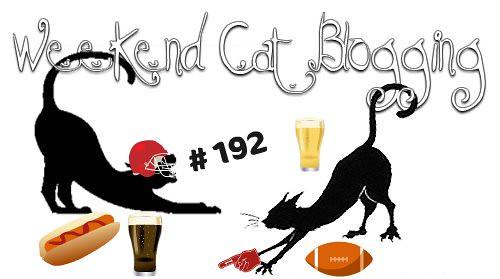 Weekend Cat Blogging #192