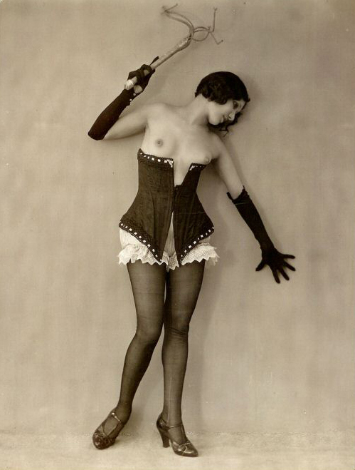The Flapper Girl: Vintage pin-up