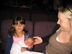 Jana with Makena holding Makena (Brookswilson) Tags: makena