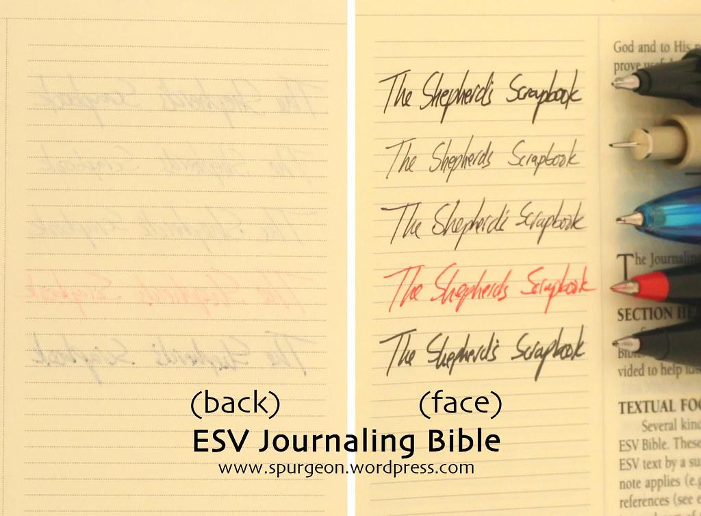 ESV Journaling Bible | Tony Reinke