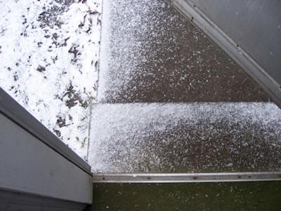 April {snow} Showers