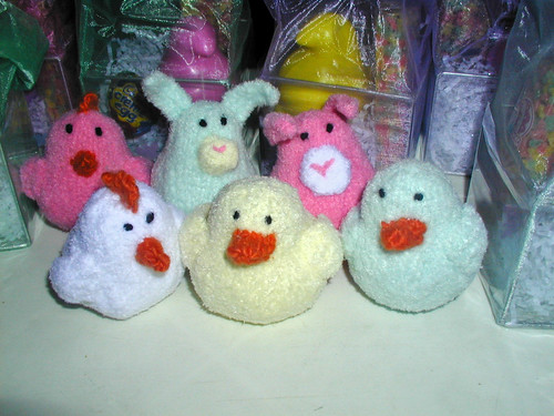 Jenny's Peeps and friends