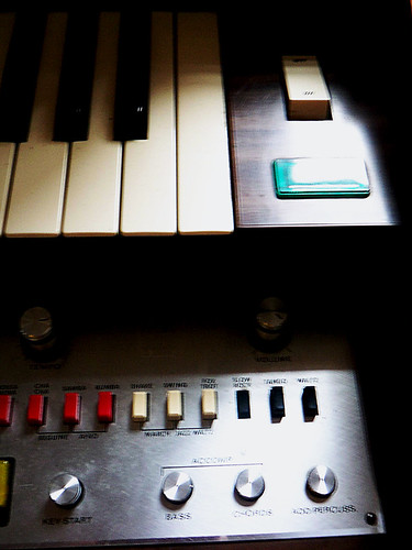 Farfisa. Made in Italy