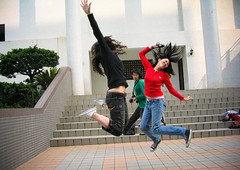 () Tags: life school friends people digital 2007 canonpowershots50 jumpjumpjump