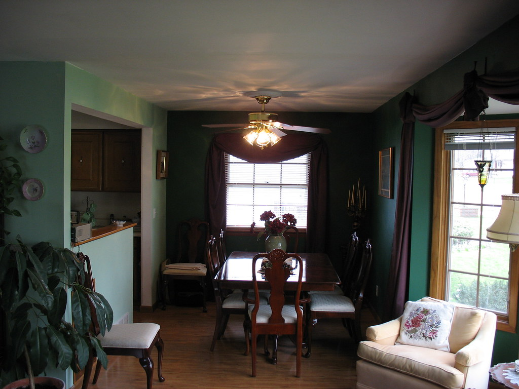 House 1: Dining Room