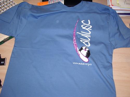 Camiseta Aulusc