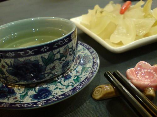 Appetizers & Tea