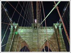 BROOKLYN BRIDGE (...Luca Brasi...) Tags: nyc newyorkcity bridge usa ny newyork brooklyn night america canon noche photo photographer manhattan picture powershot photograph brooklynbridge jsl canons3 juliosalinas canons3is canonpowershots3 lucabrasi juliosalinascanons3pictures